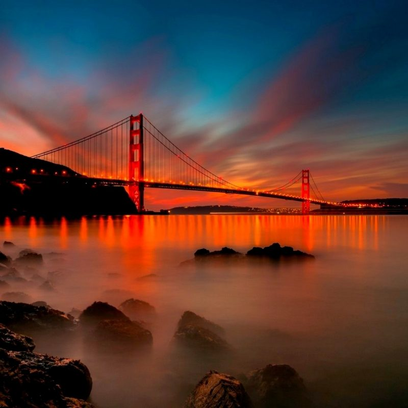 10 New San Francisco Desktop Backgrounds FULL HD 1080p For PC Background 2018 free download sunsets bridge sunset strait evening golden gate usa city stones 800x800