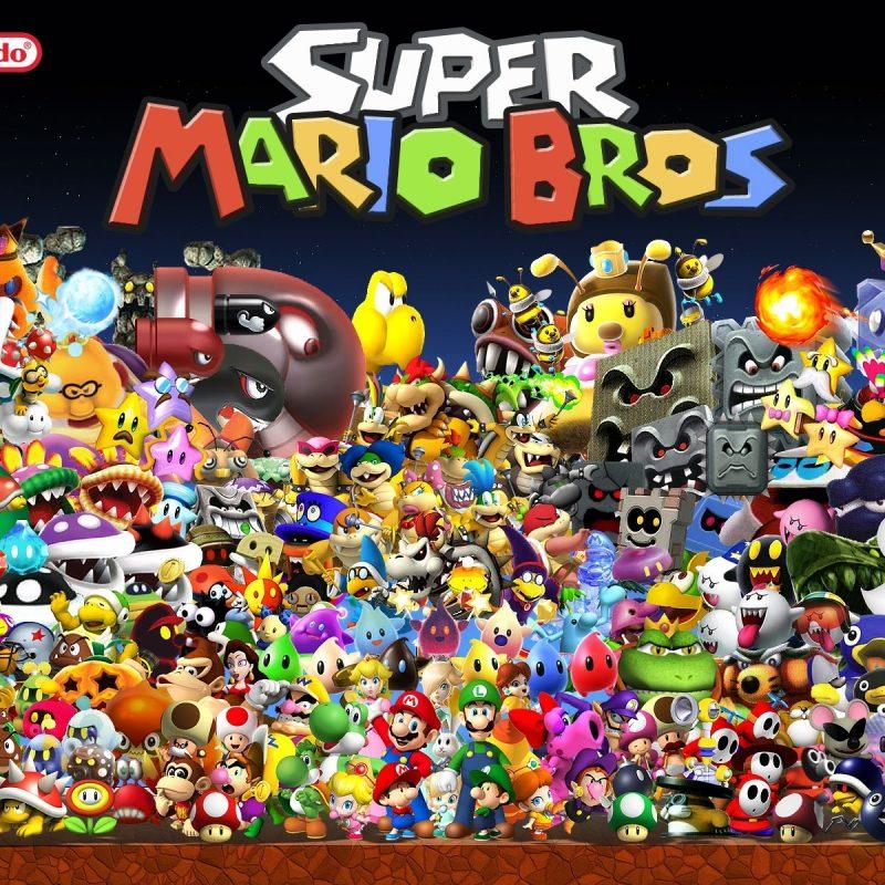 10 Most Popular Super Mario Brother Wallpaper FULL HD 1920×1080 For PC Background 2021 free download super mario bros characters wallpaper hd media file pixelstalk 800x800