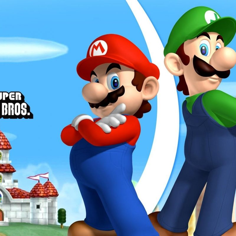 10 Latest Super Mario Bros Wallpaper Hd FULL HD 1080p For PC Desktop 2021 free download super mario bros wallpaper 132362 800x800