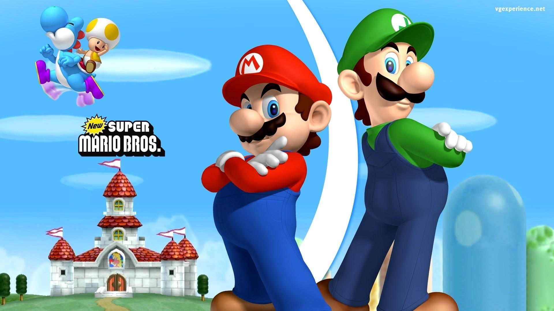 super mario bros wallpaper | (132362)