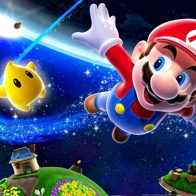 10 Best Mario Bros Wallpaper Hd FULL HD 1080p For PC Background 2020 free download super mario galaxy wallpapers hd wallpapers id 1638 800x800