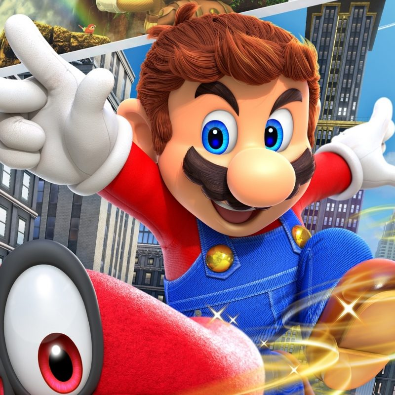 10 Most Popular Super Mario Odyssey Wallpaper Hd FULL HD 1080p For PC Background 2020 free download super mario odyssey full hd fond decran and arriere plan 800x800