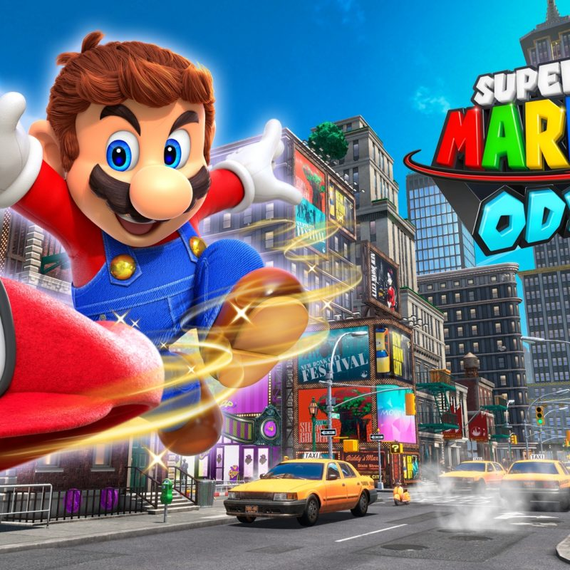 10 Best Super Mario Odyssey Wallpaper FULL HD 1080p For PC Background 2020 free download super mario odyssey soffre une sublime video jvfrance 800x800