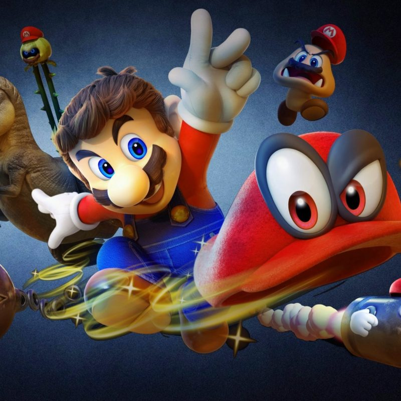 10 Most Popular Super Mario Odyssey Wallpaper Hd FULL HD 1080p For PC Background 2020 free download super mario odyssey soluce complete game actuality 800x800