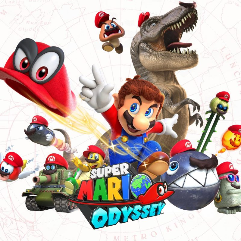 10 Most Popular Super Mario Odyssey Wallpaper Hd FULL HD 1080p For PC Background 2020 free download super mario odyssey wallpapers wallpaper cave 800x800
