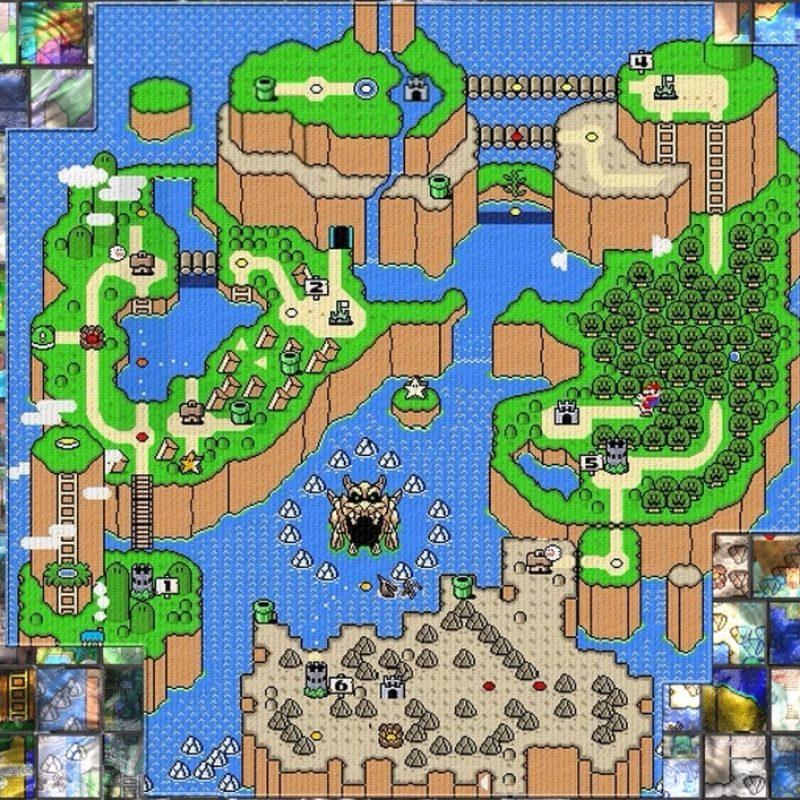 10 Best Super Mario World Map Wallpaper FULL HD 1080p For PC Background 2021 free download super mario world mapsjobexi on deviantart 800x800