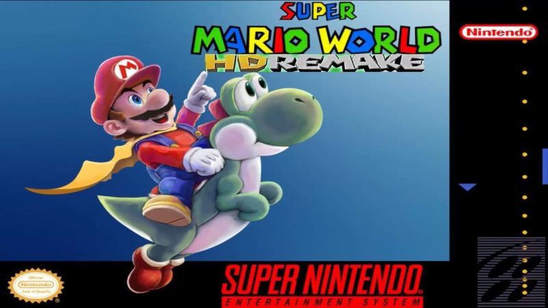 10 Latest Super Mario World Hd FULL HD 1920×1080 For PC Desktop 2021 free download super mario world remake hd youtube 800x450