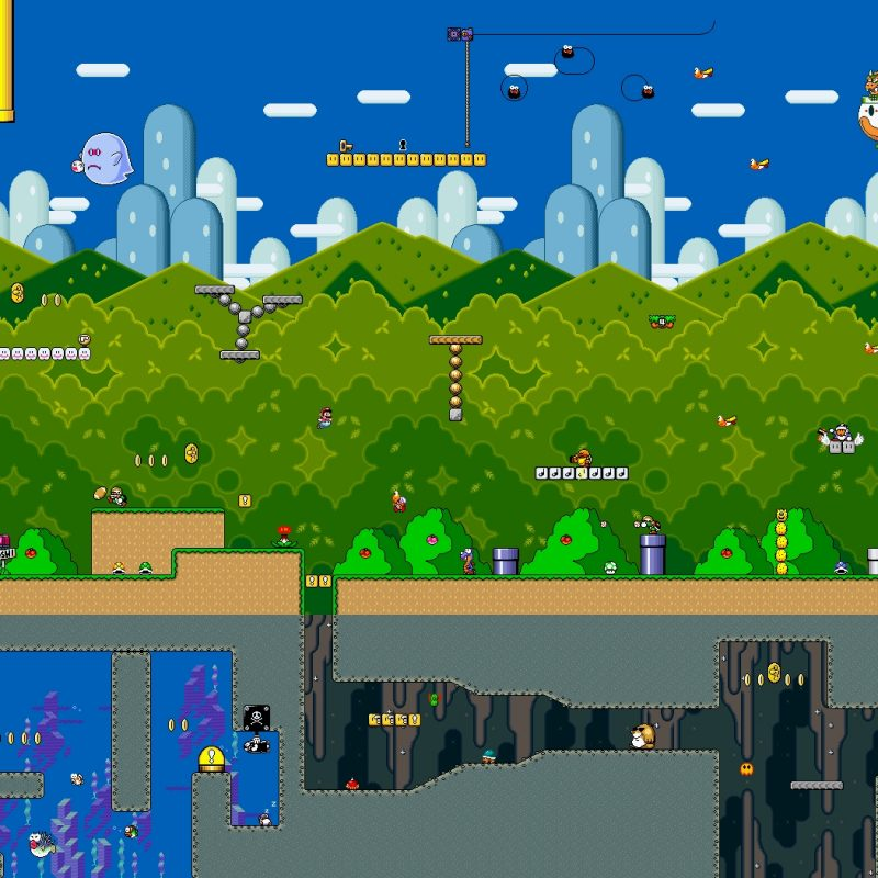 10 Best Super Mario World Map Wallpaper FULL HD 1080p For PC Background 2021 free download super mario world wallpapers wallpaper cave 800x800