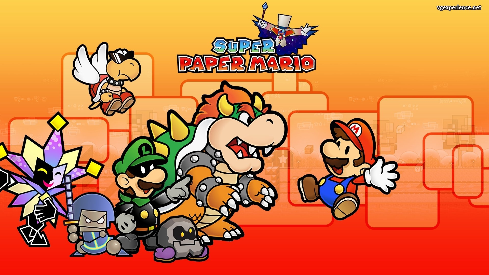 paper mario download pc