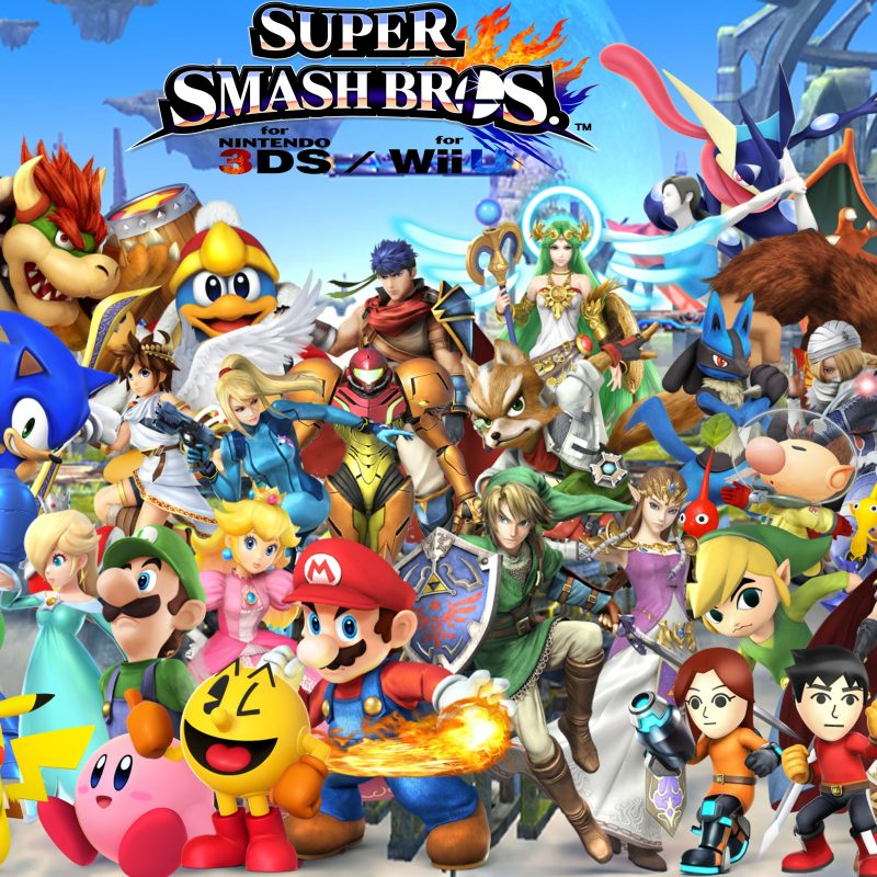 10 Best Super Smash Bros Hd Wallpaper FULL HD 1080p For PC Desktop 2018 free download super smash bros for nintendo 3ds and wii u 4k ultra hd fond d 800x800
