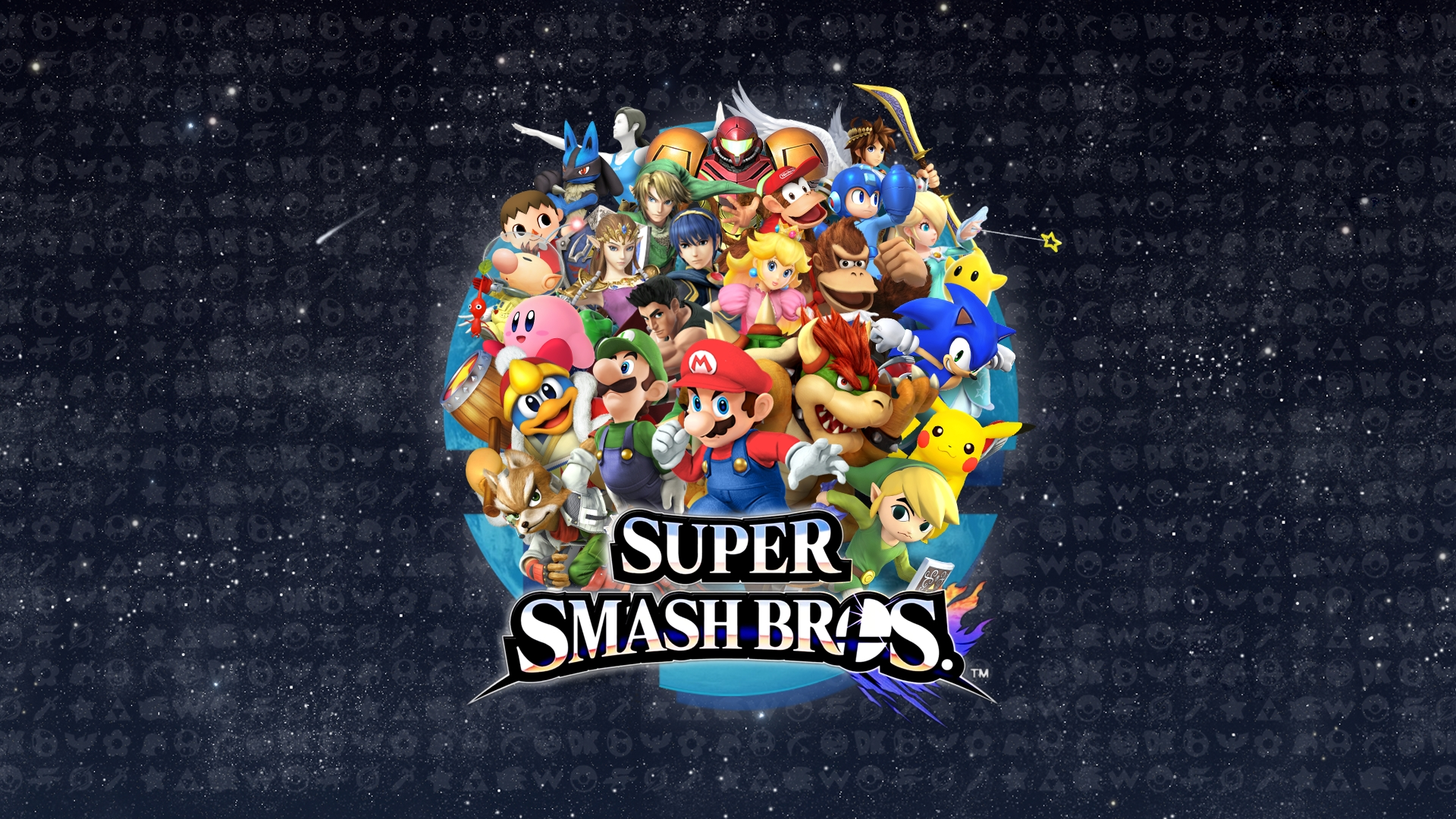 super smash bros. full hd wallpaper and background image | 1920x1080