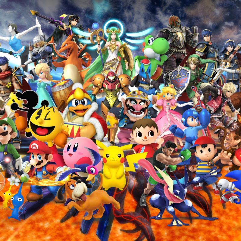 10 Top Super Smash Bros Wallpapers FULL HD 1080p For PC Background 2018 free download super smash bros wallpaper hd wallpapersafari wallpapers pinterest 4 800x800