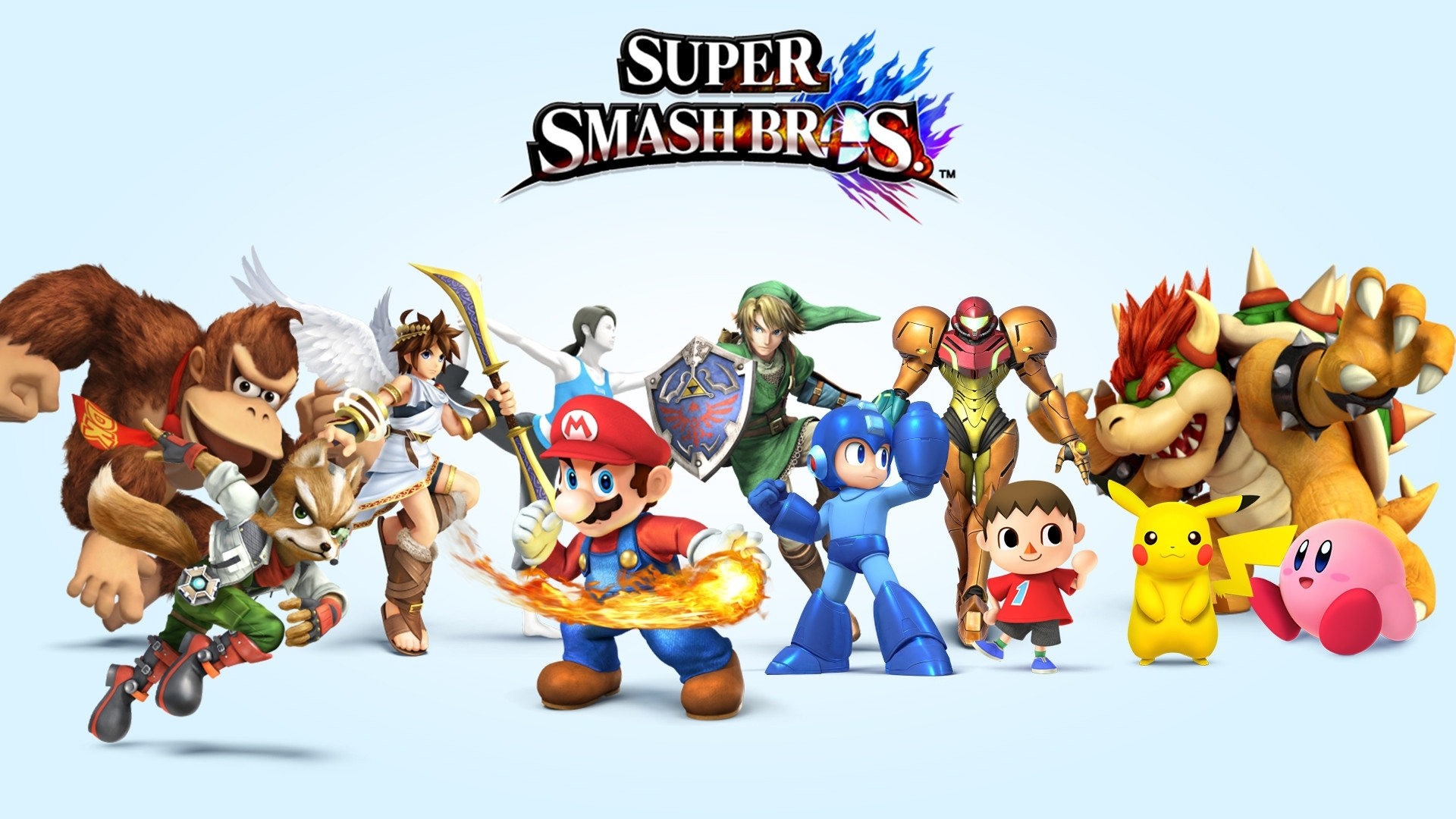super smash brothers wallpaper (75+ images)