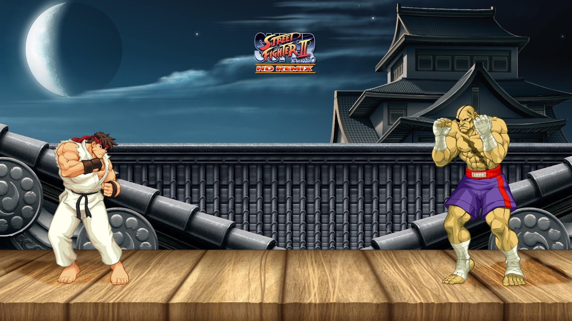 super street fighter 2 turbo wallpaper 44872 1920x1080 px