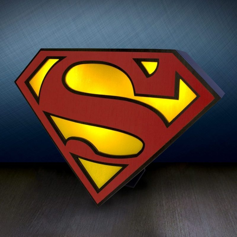 10 Latest Images Of Superman Logo FULL HD 1080p For PC Desktop 2020 free download superman logo light superman emblem wall light menkind 2 800x800