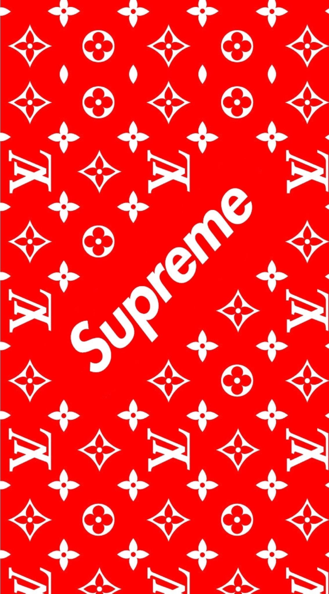 supreme x louis vuitton | fonds d'écran | pinterest | Écran, fond
