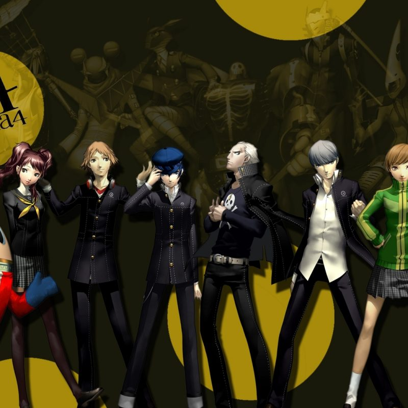 10 Latest Persona 4 Wallpaper Hd FULL HD 1080p For PC Background 2018 free download sweet persona 4 desktop wallpaper shin megami tensei persona 4 800x800