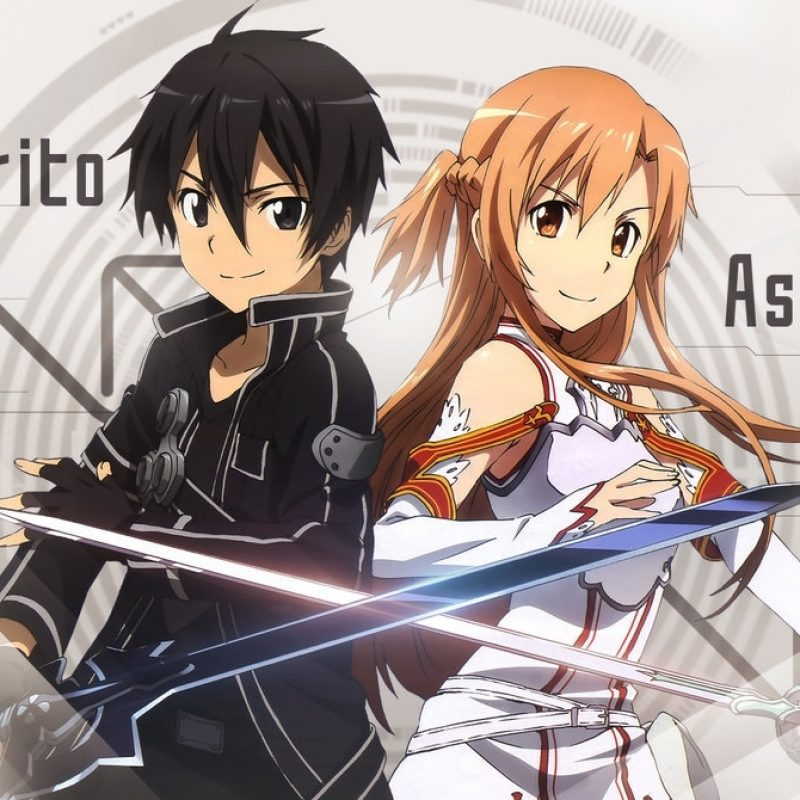 10 Top Kirito And Asuna Wallpaper FULL HD 1080p For PC Background 2021 free download sword art online kirito and asuna wallpapertrinexz on deviantart 800x800