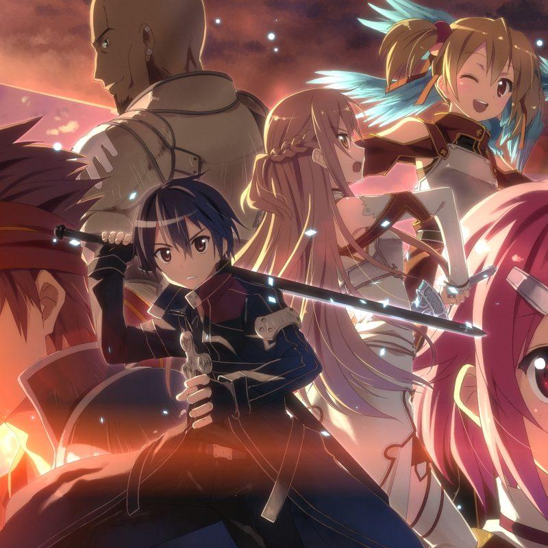 10 Best Sword Art Online Wallpaper Hd FULL HD 1920×1080 For PC Background 2021 free download sword art online wallpaper zerochan anime image board 800x800