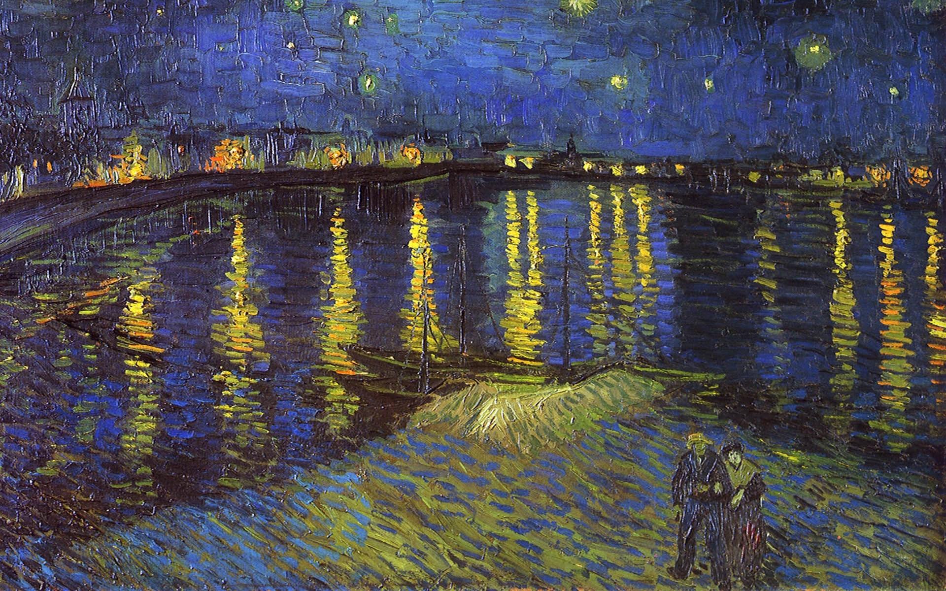 tableau van-gogh 1920 x 1200 (17) - 10 000 fonds d'écran hd gratuits