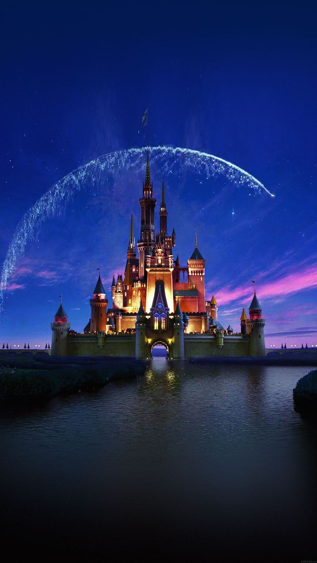10 Latest Disney Castle Backgrounds FULL HD 1080p For PC ...