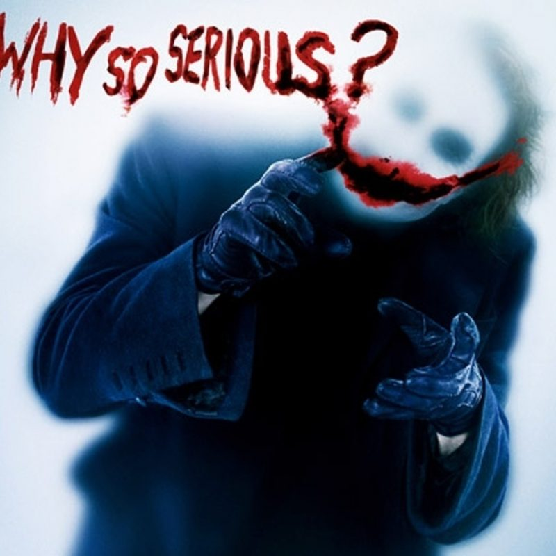 10 Most Popular Why So Serious Joker Picture FULL HD 1920×1080 For PC Desktop 2018 free download team batman and team joker images why so serious hd wallpaper and 3 800x800