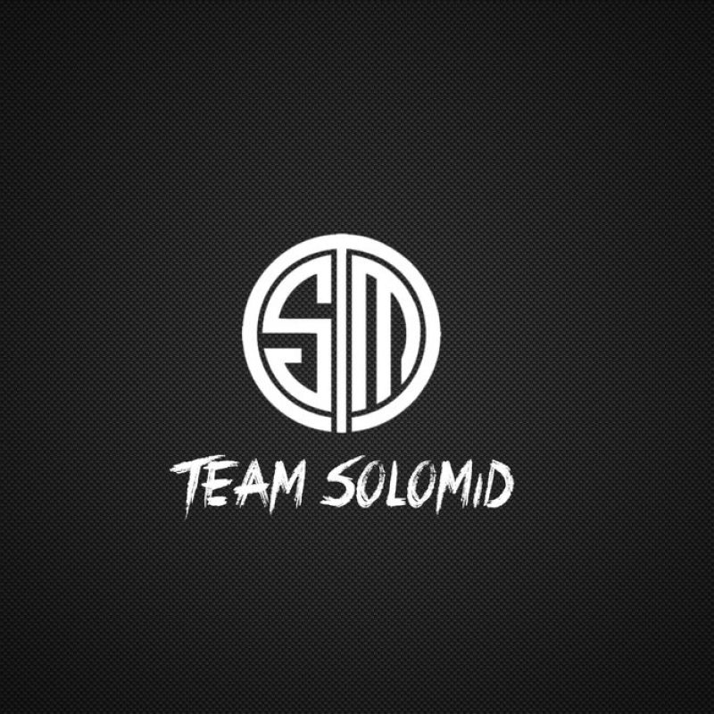 10 Best Team Solo Mid Logo FULL HD 1080p For PC Background 2018 free download team solomid wallpapapermaciekporebski on deviantart 1 800x800