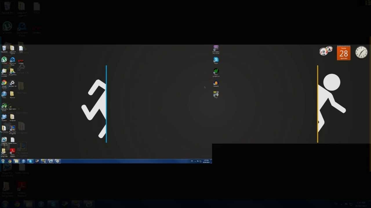 techsupportfree] how to set up your windows wallpaper with dual