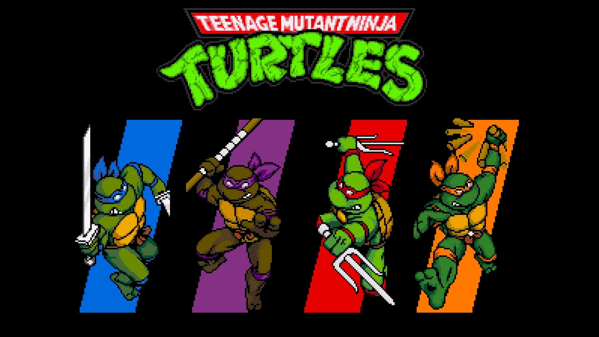 teenage mutant ninja turtles hd wallpaper | 1920x1080 | id:59027