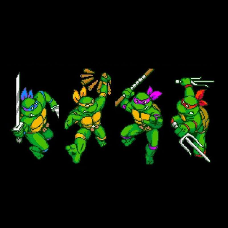 10 Most Popular Teenage Mutant Ninja Turtles Desktop Wallpaper FULL HD 1920×1080 For PC Desktop 2018 free download teenage mutant ninja turtles iv turtles in time full hd wallpaper 800x800