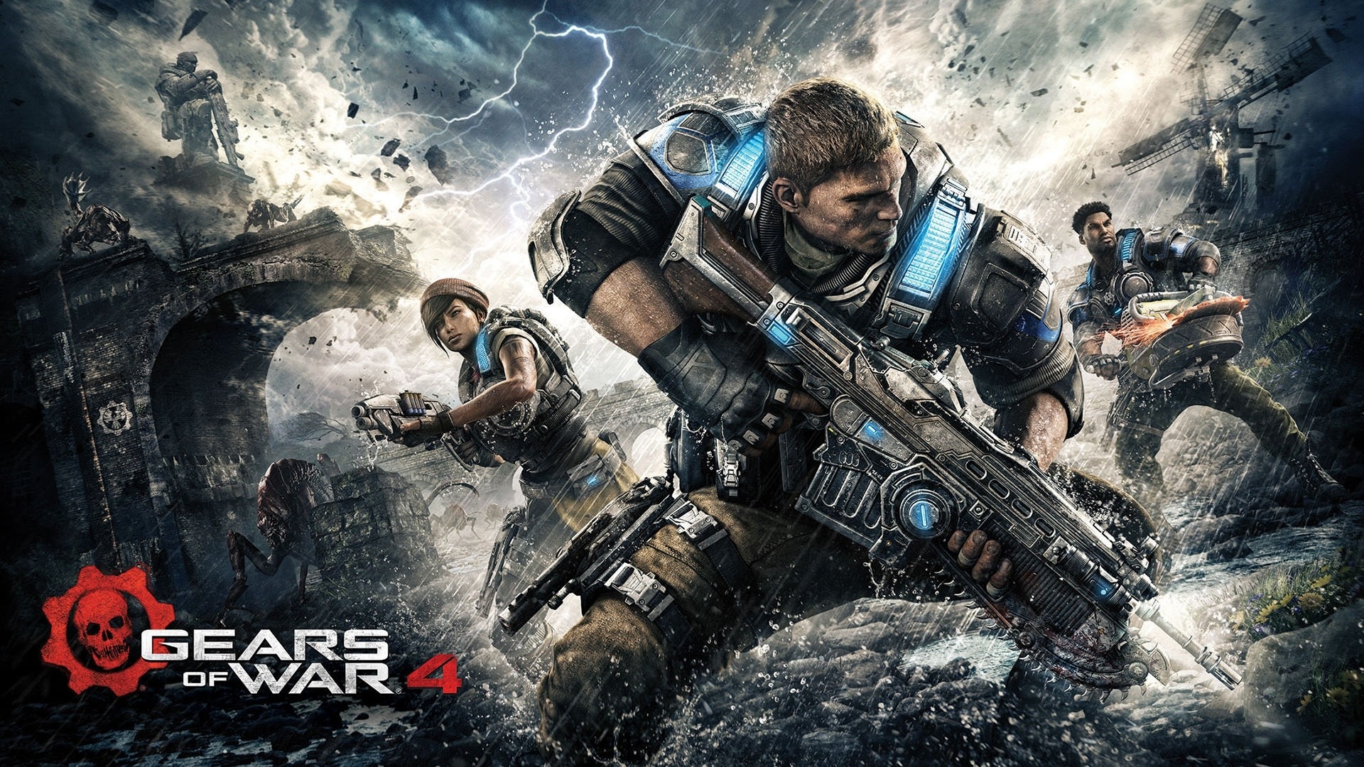 test : gears of war 4 - console-toi