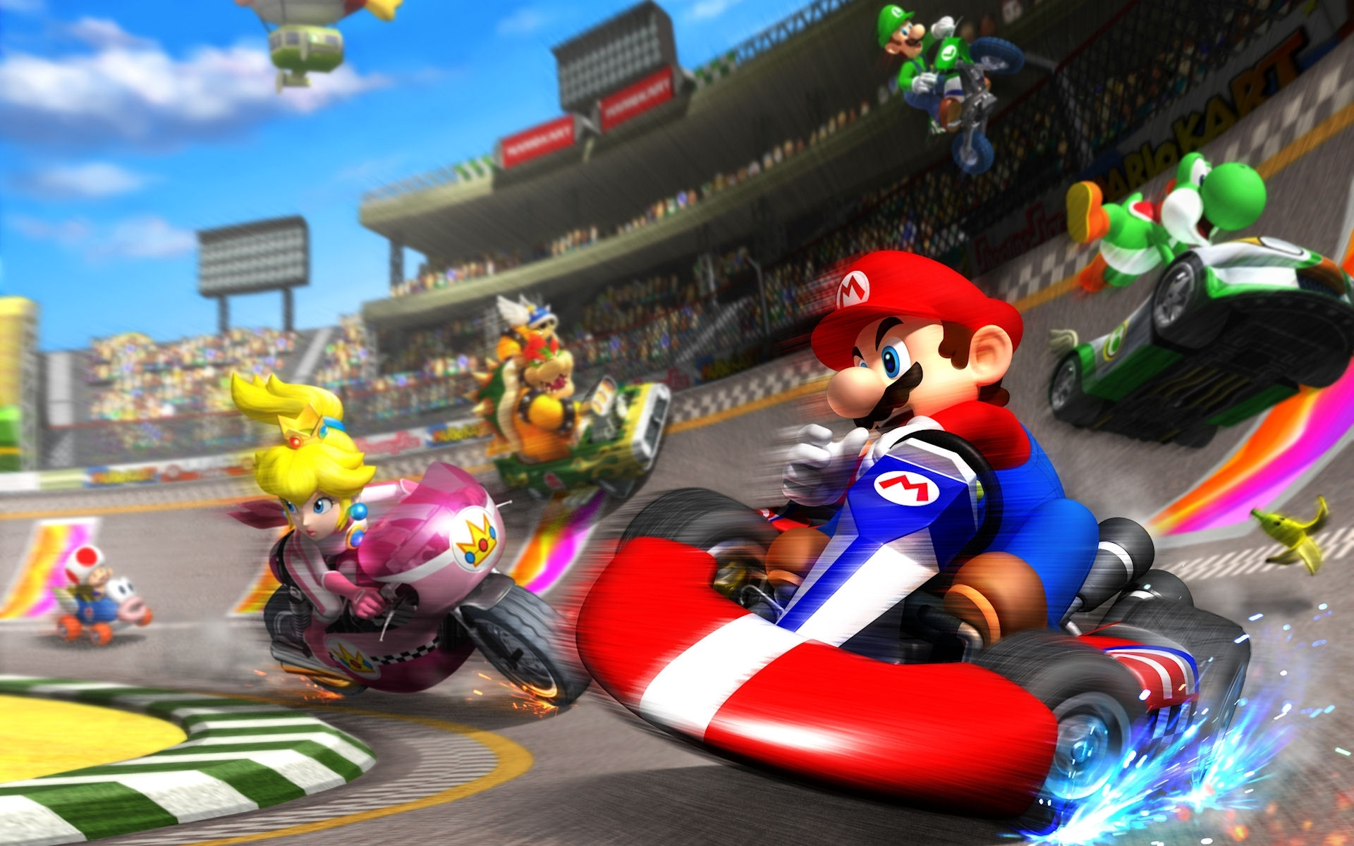 test - mario kart wii - nintendomaine