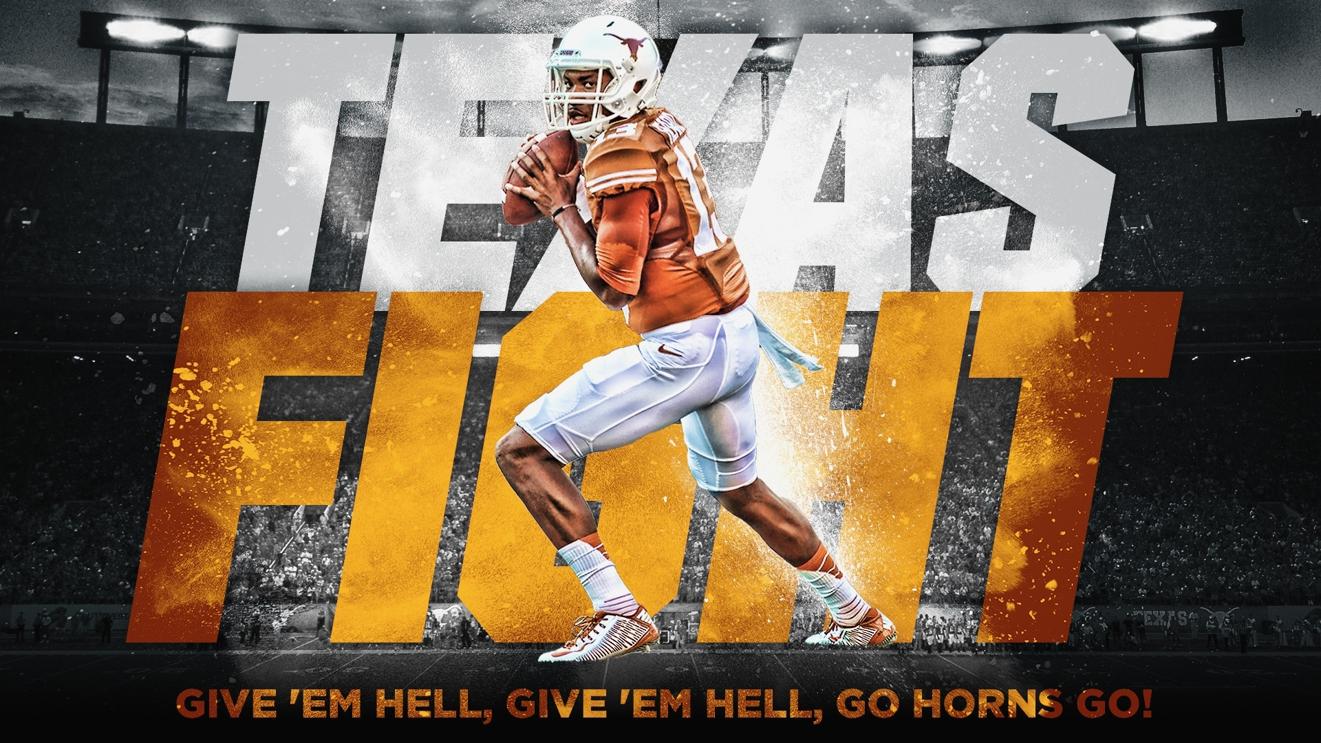 Title Texas Longhorn Football Wallpaper Free Download Images And Picture Dimension 1920 X 1080 File Type JPG JPEG