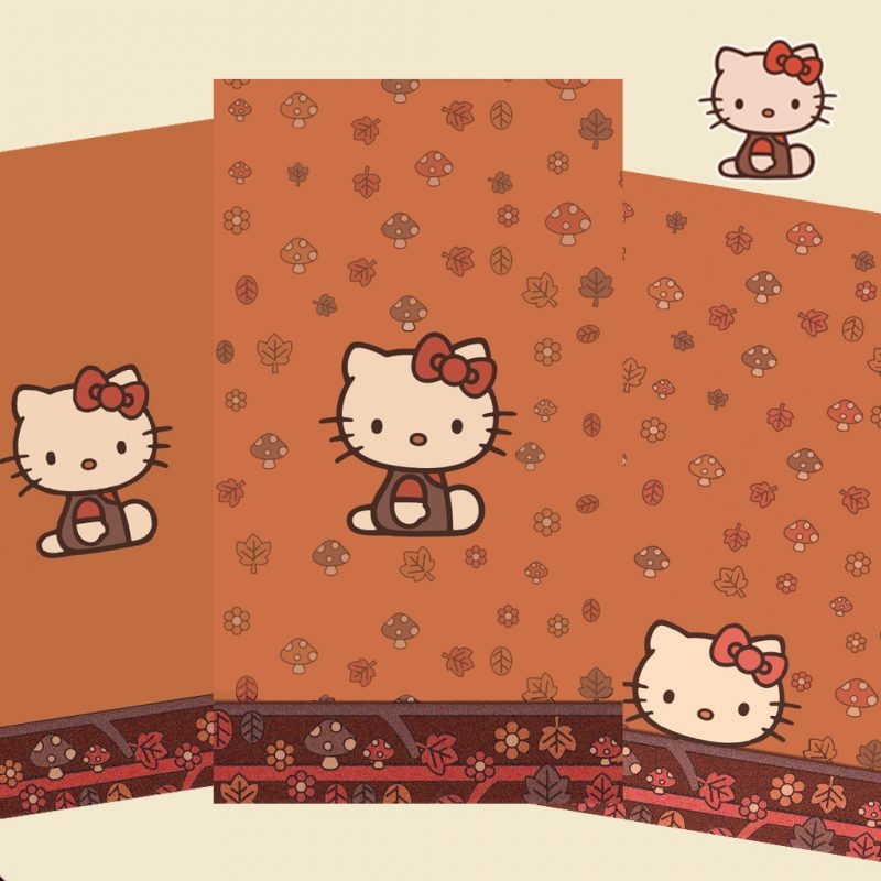 10 New Hello Kitty Fall Wallpaper FULL HD 1920×1080 For PC Background 2020 free download thanksgiving hello kitty wallpapers group 52 800x800
