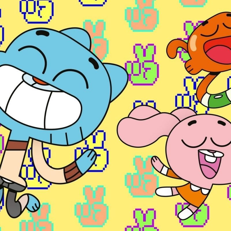 10 Best Amazing World Of Gumball Wallpaper FULL HD 1080p For PC Desktop 2018 free download the amazing world of gumball fond decran and arriere plan 800x800