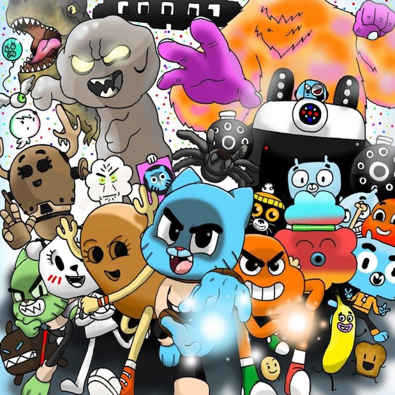 10 Best Amazing World Of Gumball Wallpaper FULL HD 1080p For PC Desktop 2018 free download the amazing world of gumball wallpapers widescreen wallpapers of 1 800x800