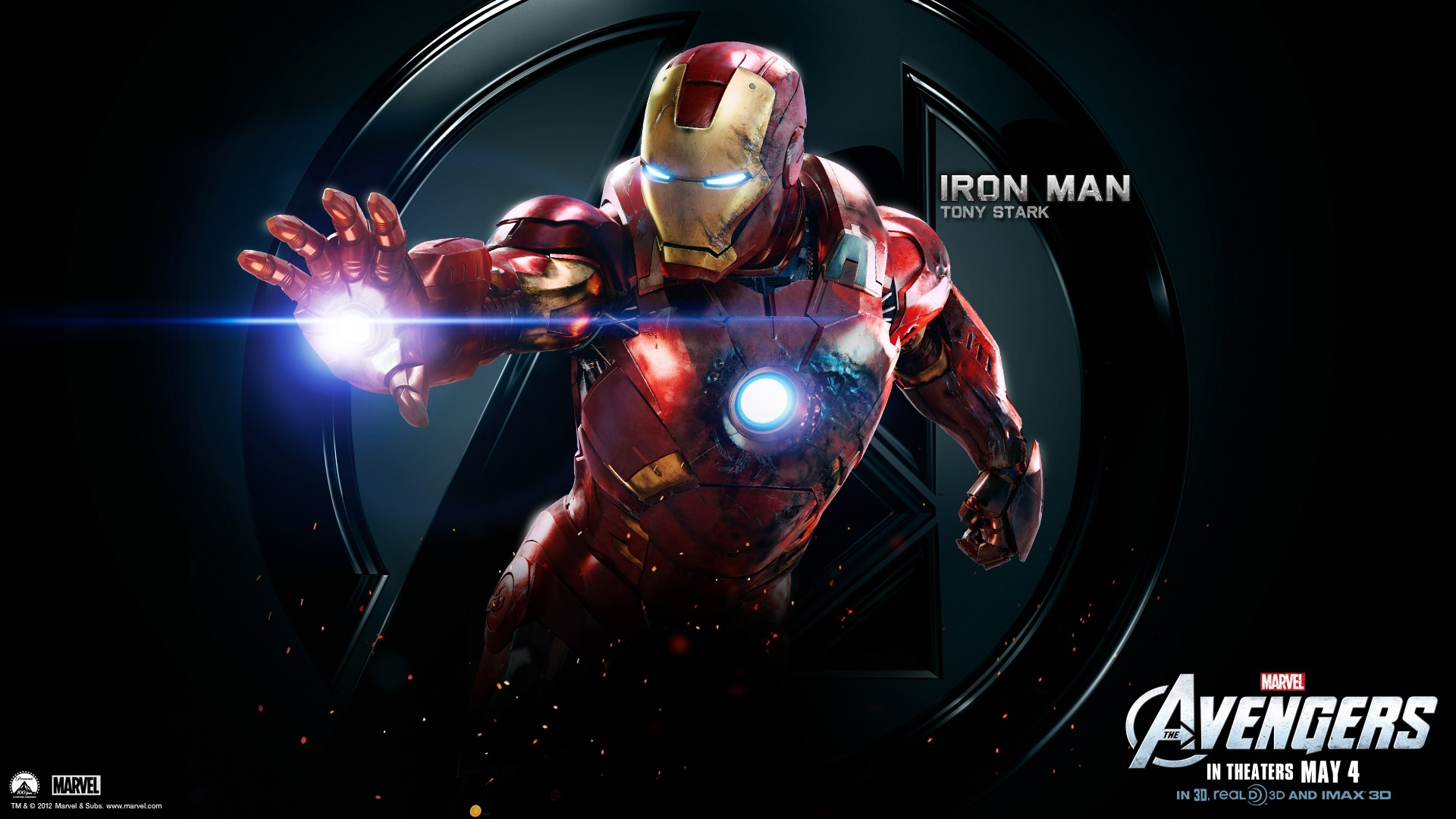 the avengers iron man hd wallpapers