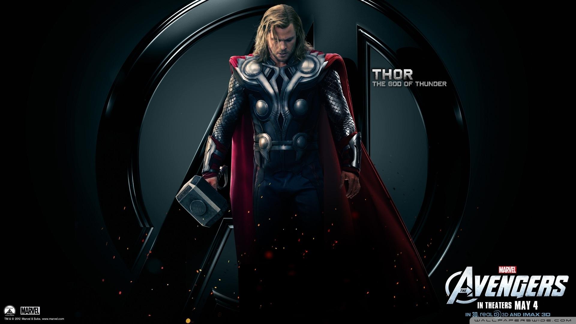 the avengers thor ❤ 4k hd desktop wallpaper for 4k ultra hd tv