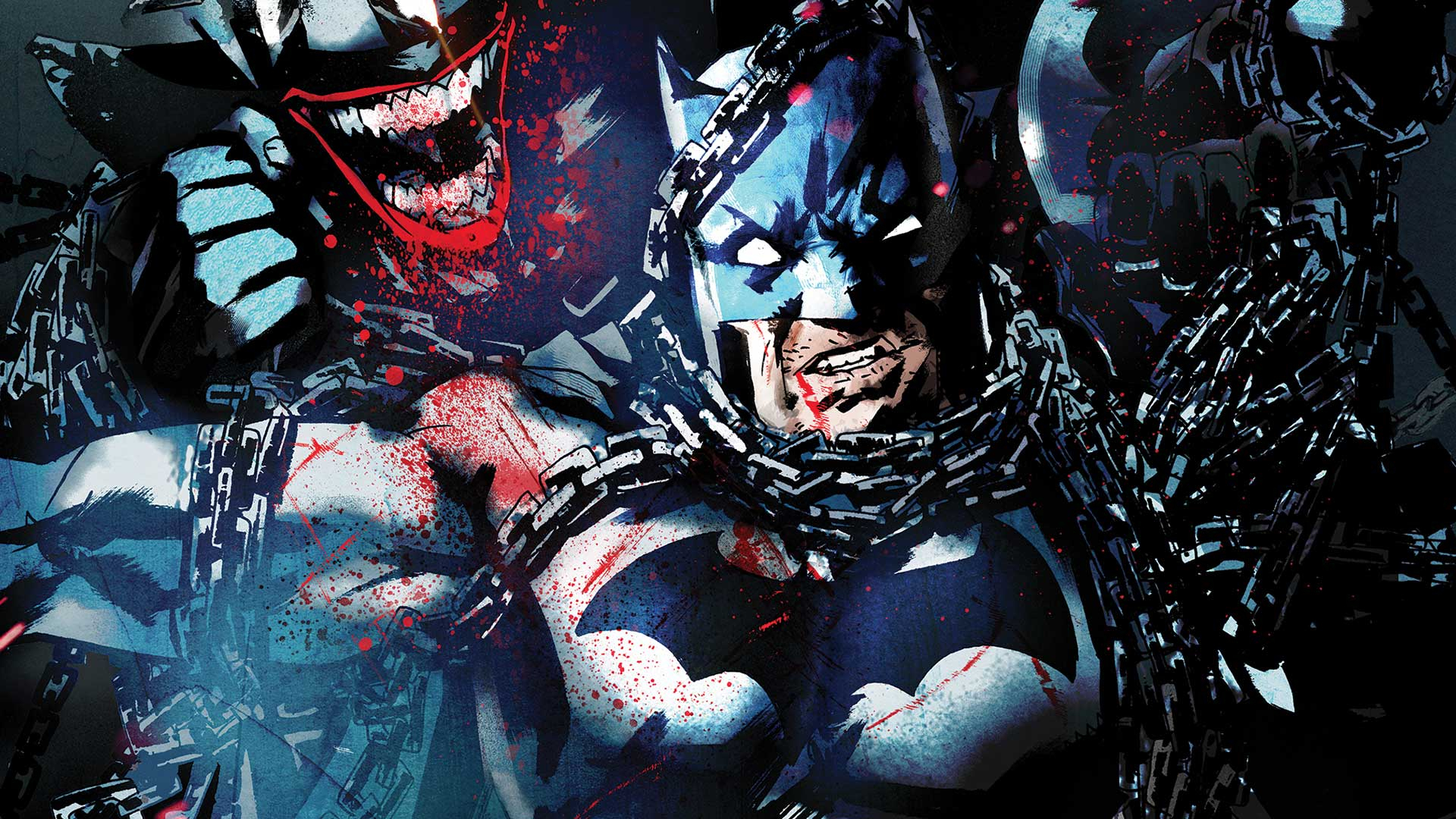 the batman who laughs: structure, trauma and losing control | dc