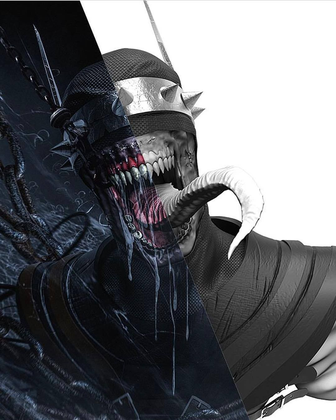 the batman who laughsthe amazing @bosslogic download this image