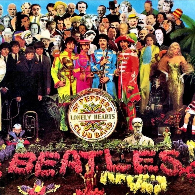 10 Top Sgt Pepper's Lonely Hearts Club Band Wallpaper FULL HD 1920×1080 For PC Background 2021 free download the beatles sgt peppers lonely hearts club band album download 800x800