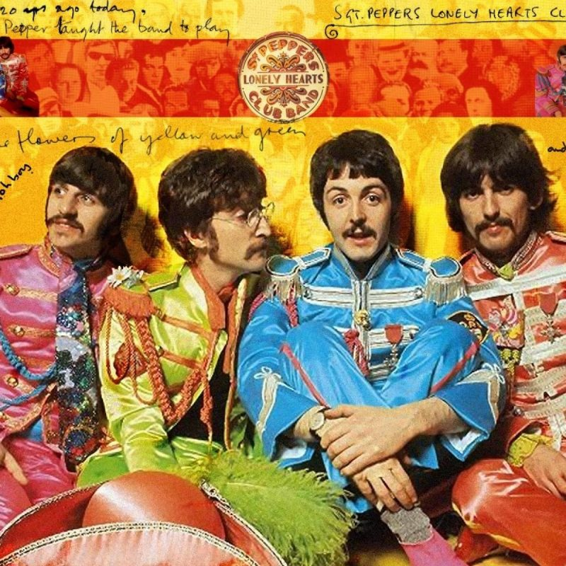 10 Top Sgt Pepper's Lonely Hearts Club Band Wallpaper FULL HD 1920×1080 For PC Background 2021 free download the beatles wallpaper sgt pepper free download the beatles 800x800
