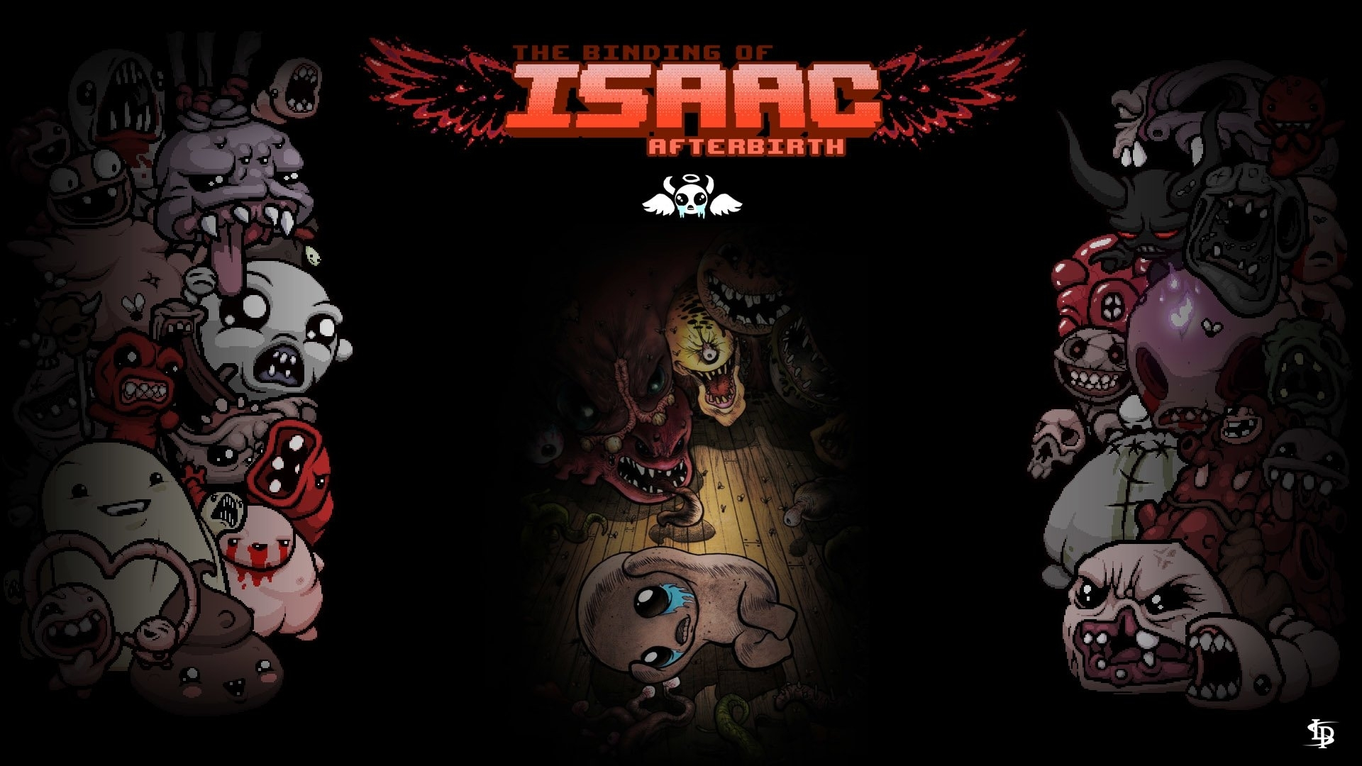the binding of isaac afterbirth wallpaper full hd fond d'écran and
