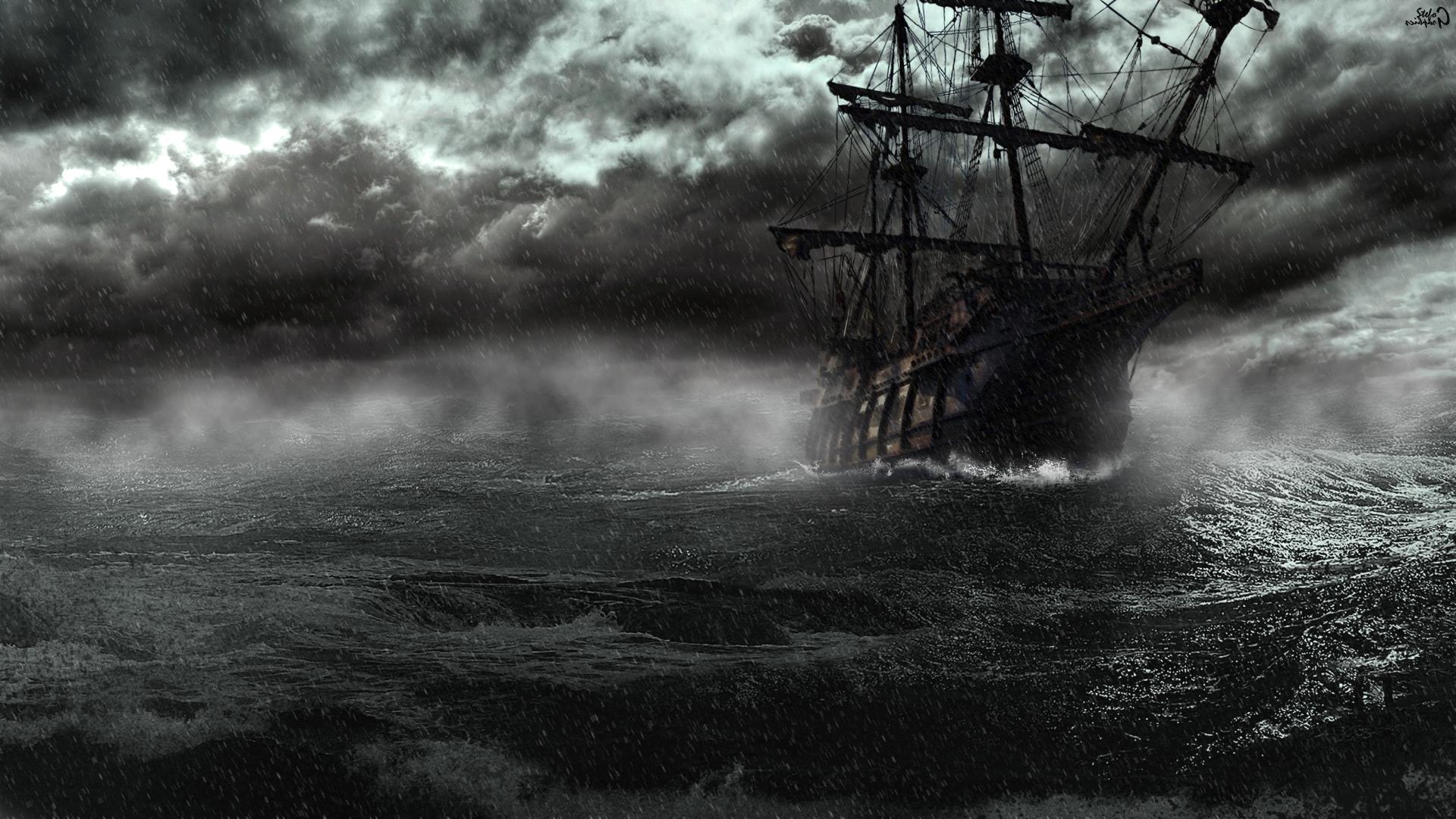 the black pearl, ship wallpaper - imgur