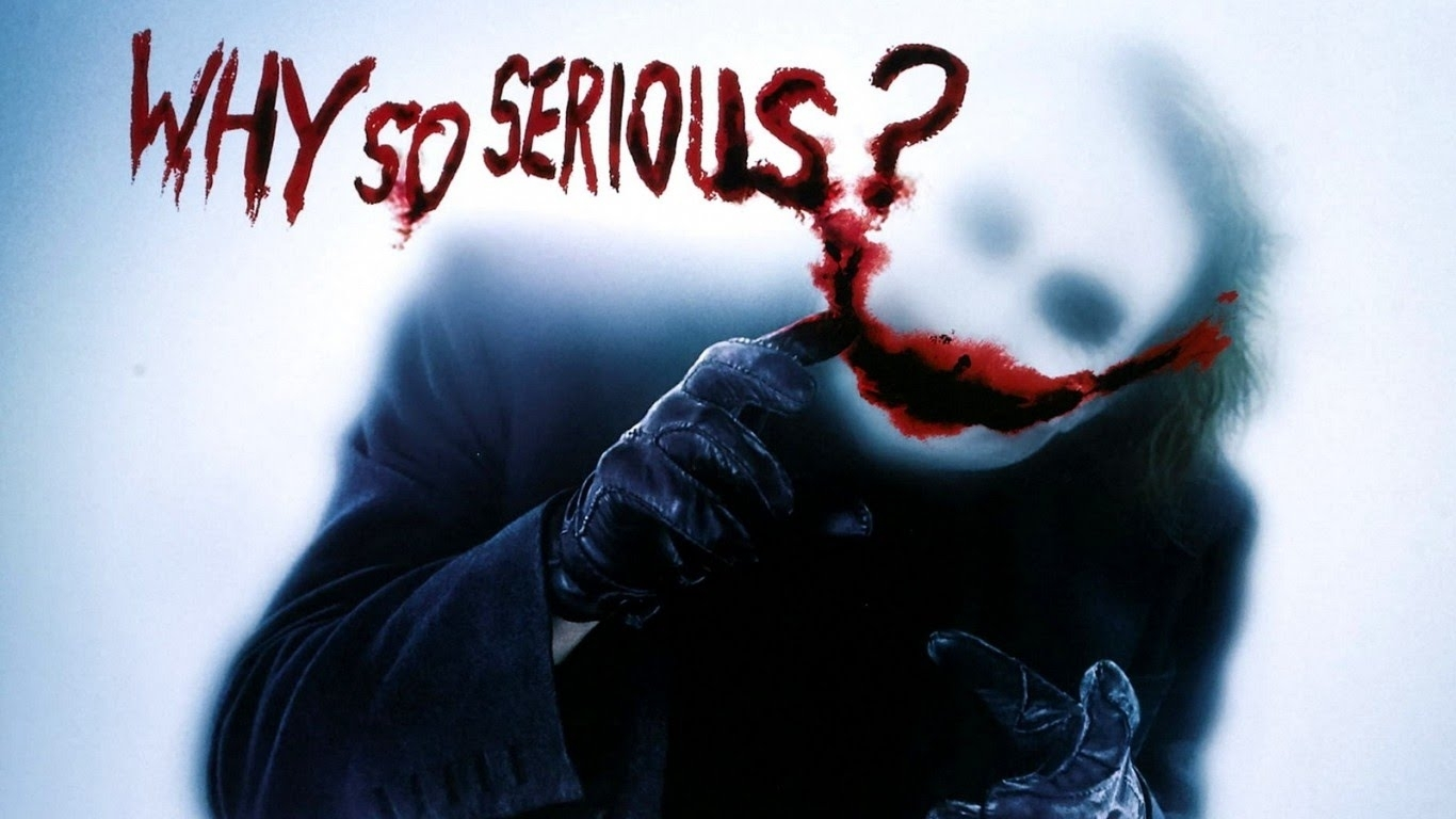 the dark knight: ''why so serious'' extrait (vostfr) - youtube