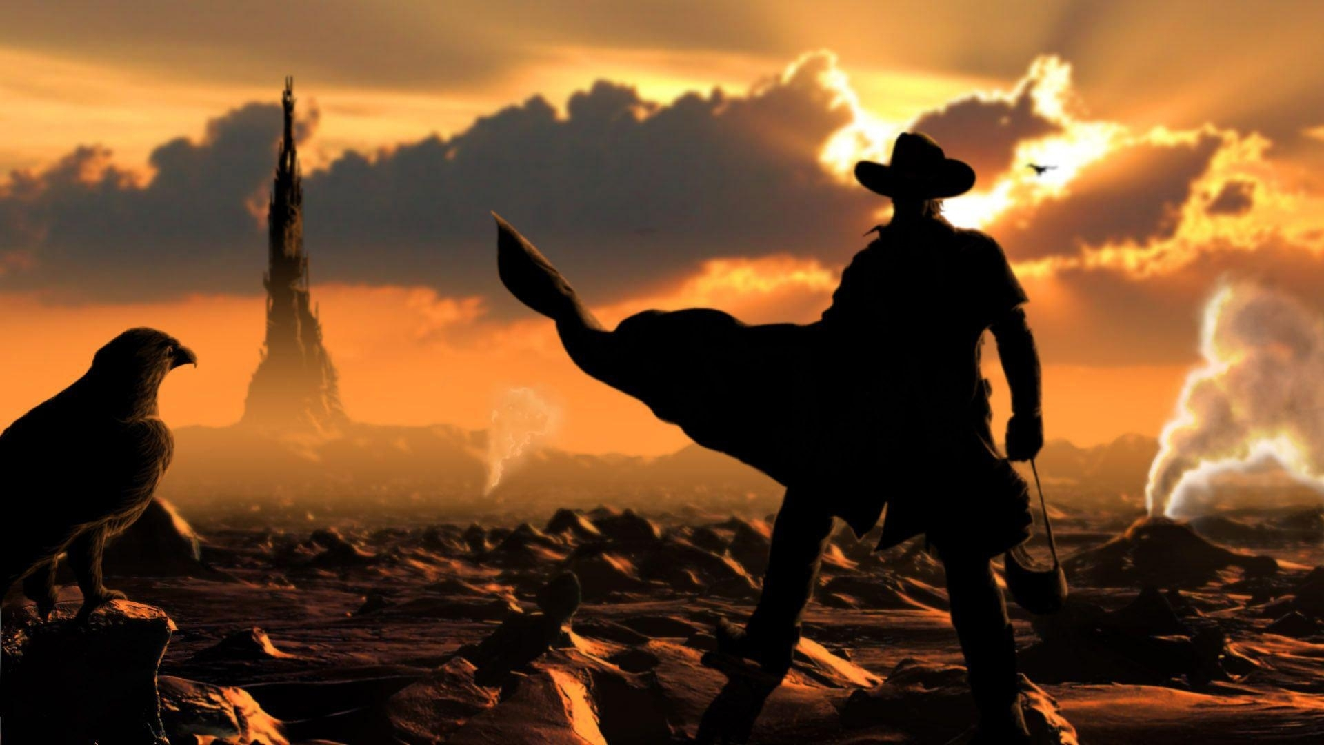 the dark tower wallpapers group (70+)