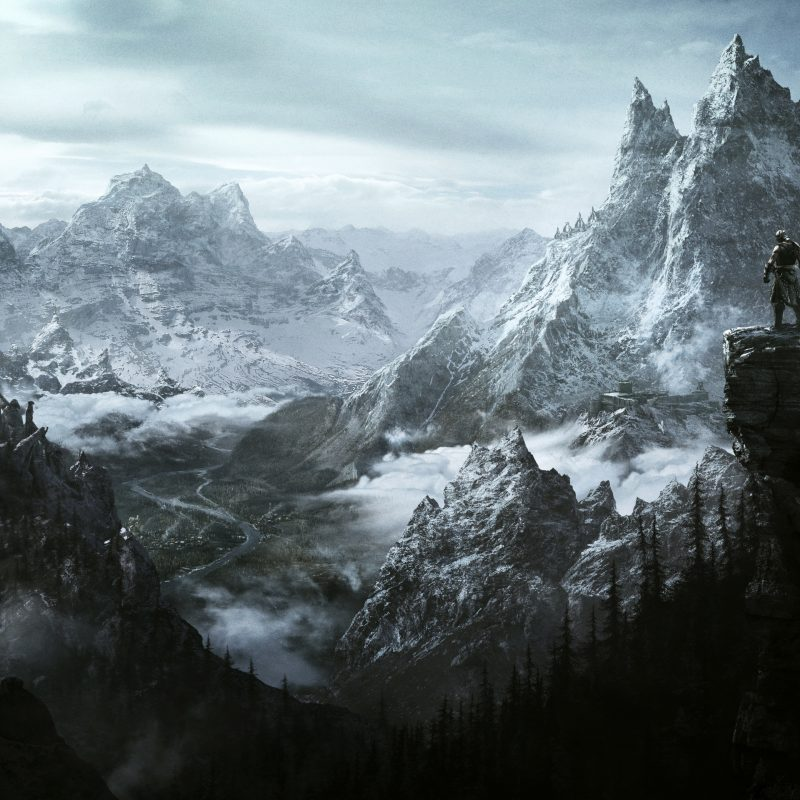 10 New Skyrim Landscape Wallpaper Hd FULL HD 1920×1080 For PC Desktop 2018 free download the elder scrolls v skyrim key art e29da4 4k hd desktop wallpaper for 4k 1 800x800