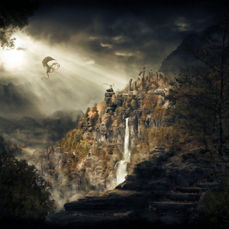 10 Top Skyrim Landscape Wallpaper Dragon FULL HD 1920×1080 For PC Desktop 2018 free download the elder scrolls v skyrim wallpaper and background image 800x800