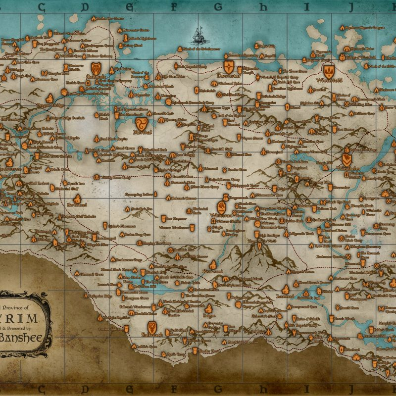10 Best Elder Scrolls Map Wallpaper FULL HD 1080p For PC Background 2018 free download the elder scrolls v skyrim wallpaper map the elder scrolls fan site 800x800