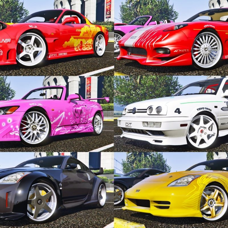 10 Best Pics Of Fast And Furious Cars FULL HD 1080p For PC Background 2018 free download the fast and the furious cars pack 2 hq add on animated gta5 1 800x800